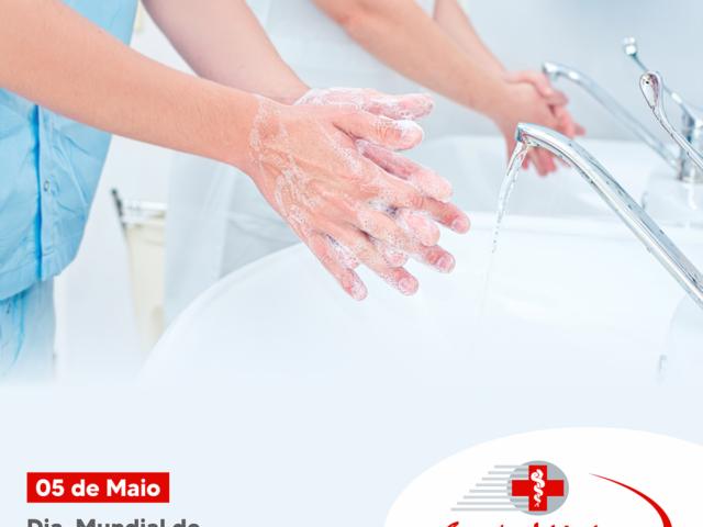 Dia Mundial de Higienização das Mãos